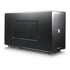【国内正規品】AKiTiO Node (500W) 2019アップデート版 Thunderbolt 3 外付け eGPU 拡張Box Thunderbolt 3 / PCIe