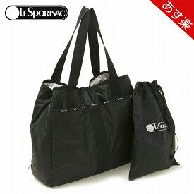 【30%OFF】 レスポートサック トートバッグ GYM TOTE BAG ジムトートバッグ 2430 G333 TRUE BLACK GYM レディース LeSportsac 【新品・送料無料】