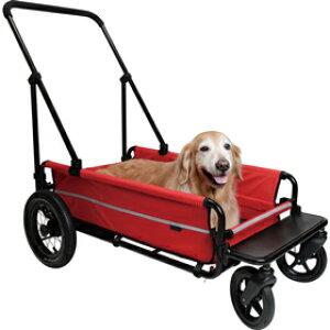 [AirBuggy エアバギー]キャリッジ【本体のみ】(中型犬/大型犬向け 介護カート)[メーカー直送]