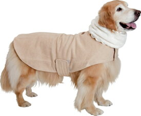 綿毛布コート【大型犬向け オーガニックコットンウェア】<あす楽対応>