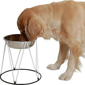 食器スタンド&お皿セット【大型犬向け】<あす楽対応>