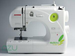 ジャノメミシンヌイキルN-365(グリーン)