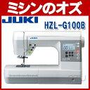 【送料無料】JUKIコンピューターミシン グレイス100B(GRACE 100B) HZL-G100B