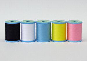 カナガワミシン糸150m巻き5色セット