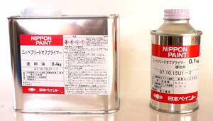 5月はエントリーでP10倍★ブリードオフプライマー 0.5kg 可塑剤移行防止シーラー 塗料販売