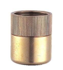 泡沫アダプター(ブラス)|ガーデニング用の水栓の泡沫金具 【メール便対応可】