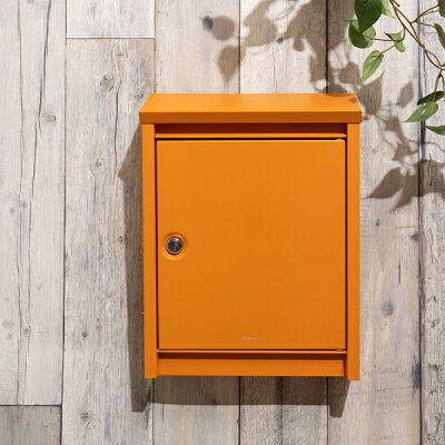 【ポスト】レバーハンドルに替えられるブラバンシアポストB110郵便ポスト郵便受け壁付け壁掛け鍵付き北欧おしゃれ