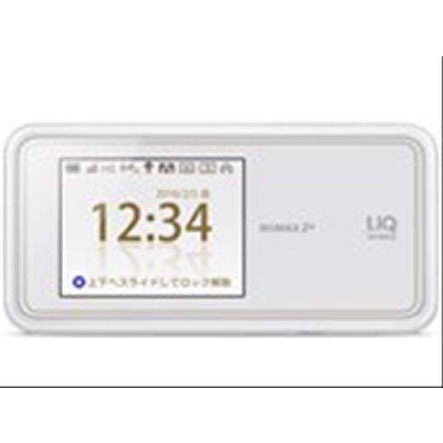 W02 /HWD33SWU ホワイト /Speed Wi-Fi NEXT WiMAX 2+、新品同様、未使用品