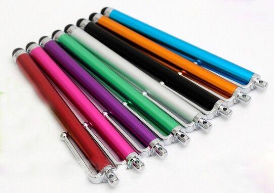 【送料無料】スマホ、 タブレットPC、iPad、iPhone用 タッチペン☆全9色