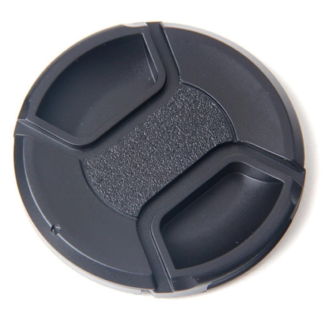 【送料無料】カメラ レンズ 用 レンズキャップ ニコン タムロン シグマ ソニー Nikon Tamron Sigma Sony 用フロント スナップオン レンズ キャップ フード カバー (37ミリメートル)
