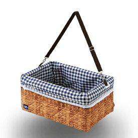 ブースターボックスラタン XL 【オーエフティー】 犬 ドライブ お出かけ 食器 ペット 木製 家具