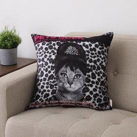 PETS ROCK(ペッツロック)クッションカバー【アクトレス】【公式オンラインストア】 We Love Cushions takkoda ペット セレブ 有名人 犬 猫 ドッグ キャット レディース