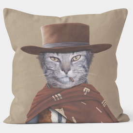 PETS ROCK(ペッツロック)クッションカバー【Western】【公式オンラインストア】 We Love Cushions takkoda ペット セレブ 有名人 犬 猫 ドッグ キャット レディース