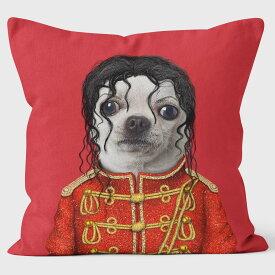 PETS ROCK(ペッツロック)クッションカバー【POP】【公式オンラインストア】 We Love Cushions takkoda ペット セレブ 有名人 犬 猫 ドッグ キャット レディース