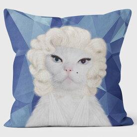 PETS ROCK(ペッツロック)クッションカバー【DIAMONDS GEOMETRIC】【公式オンラインストア】 We Love Cushions takkoda ペット セレブ 有名人 犬 猫 ドッグ キャット レディース