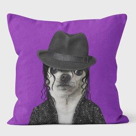 PETS ROCK(ペッツロック)クッションカバー【POP II】【公式オンラインストア】 We Love Cushions takkoda ペット セレブ 有名人 犬 猫 ドッグ キャット レディース