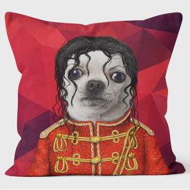 PETS ROCK(ペッツロック)クッションカバー【Pop Geometric】【公式オンラインストア】 We Love Cushions takkoda ペット セレブ 有名人 犬 猫 ドッグ キャット レディース