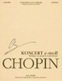 ショパン   ピアノ協奏曲 第1番 ホ短調(1台ピアノ版)[エキエル校訂 英語版](ポケットスコア)   WN13 [A13a] Concerto No.1 Op.11(Ver.for One Piano) [*Pocket Score] ピアノ 楽譜