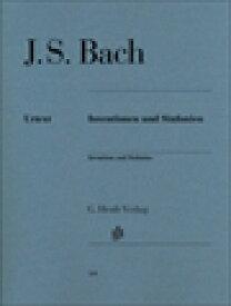 J.S.バッハ   インヴェンションとシンフォニア   Inventionen und Sinfonien ピアノ 楽譜