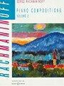 ピアノ 楽譜 ラフマニノフ | ピアノ作品集 第2巻 | Piano Compositions Vol.2