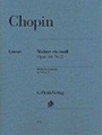 ショパン ワルツ 64 2