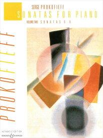 ピアノ 楽譜 プロコフィエフ   ピアノ・ソナタ集 第2巻 (6〜9番)   Piano Sonatas Vol.2 (No.6-9)