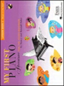 ピアノ・アドベンチャー   マイ・ファースト・ピアノ・アドヴェンチャー レッスンブック C (CD付)   My First Piano Adventure Lesson Book C with CD ピアノ 楽譜