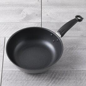 【送料無料】【貝印】【Nyammy】000DW5657 ねこの炒め鍋24cm (IH対応) JAN:4901601203516 【キッチン雑貨用品】