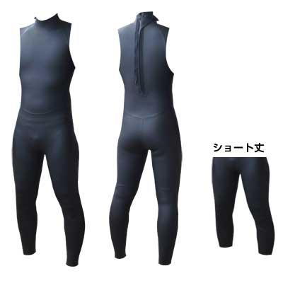 【フルオーダー無料】トライアスロン専用ウエットスーツ ロングジョン
