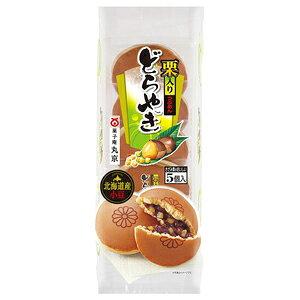 丸京製菓 栗入どら焼きS 5個×4入
