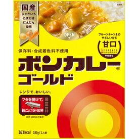 大塚食品 ボンカレーゴールド(甘口) 180g×10入