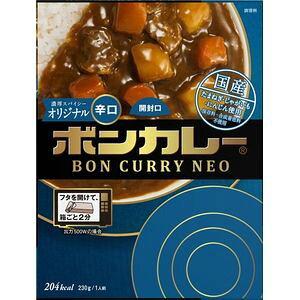 大塚食品 ボンカレーネオ 濃厚スパイシーオリジナル辛口 5入
