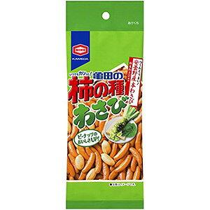 亀田製菓 柿の種わさび 68g×10入