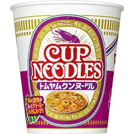 日清食品 カップヌードル トムヤムクンヌードル 75g×12入