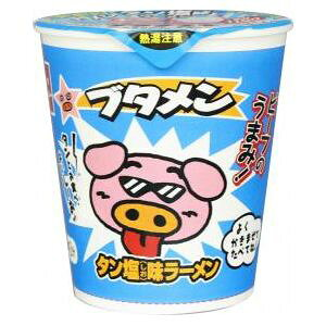 おやつカンパニー ブタメン タン塩味ラーメン 15入