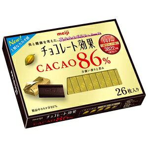 チョコレート効果 カカオ86% 26枚入 6箱