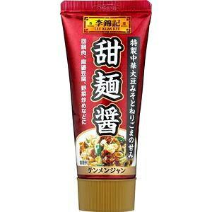 エスビー食品 李錦記甜麺醤 チューブ入 90g×6入