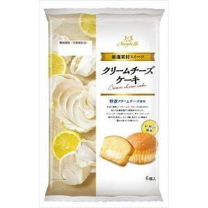 丸中製菓 クリームチーズケーキ 6個×6入