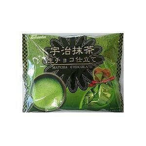 タカオカ 宇治抹茶生チョコ仕立て 145g×12入