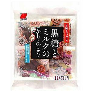 三幸製菓 黒糖とミルクのかりんとう 220g×12入