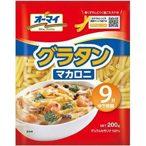 日本製粉 グラタンマカロニ 200g×6入