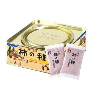 浪花屋製菓 元祖 柿の種(進物缶) K05