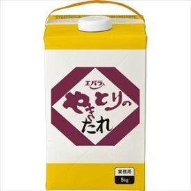 エバラ食品 やきとりのたれ 紙パック(業務用) 5kg×1箱