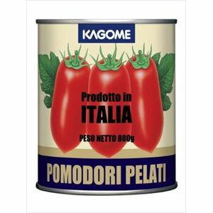 カゴメ ホールトマト(イタリア) 800g×1缶