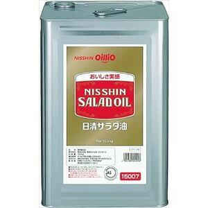 日清オイリオ サラダ油(業務用) 16.5kg×1缶