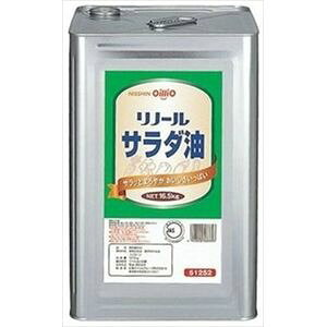 日清オイリオ リノール サラダ油(業務用) 16.5kg×1缶