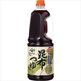 ヤマサ醤油 昆布つゆ 小売900円 1800ml×1本