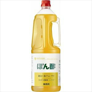 ミツカン ぽん酢(業務用) 1800ml×1本