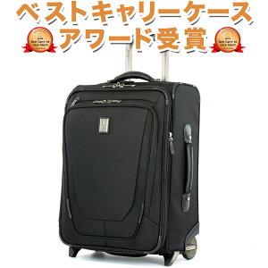 """スーツケース 機内持ち込み 大容量 48.2L 世界のデキるビジネスマンが選ぶ機内持ち込みスーツケース Travelpro トラベルプロ Crew 11 20"""" Expandable Business Plus Rollaboard 機内持込 軽量 おすすめ フロン"""