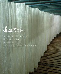 近江ちぢみウォッシャブル敷きパッド